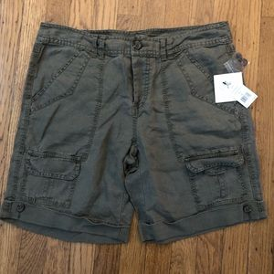 Olive Shorts - Joie
